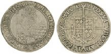 ELIZABETH I CROWN (REPLICA) COIN